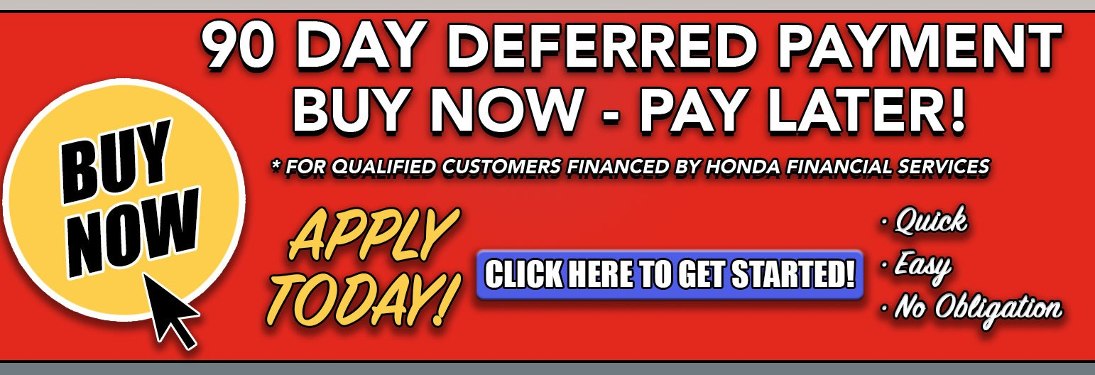 90-Day Deferred Payment.