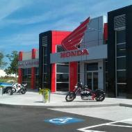 Honda of the Ozarks - Building Front