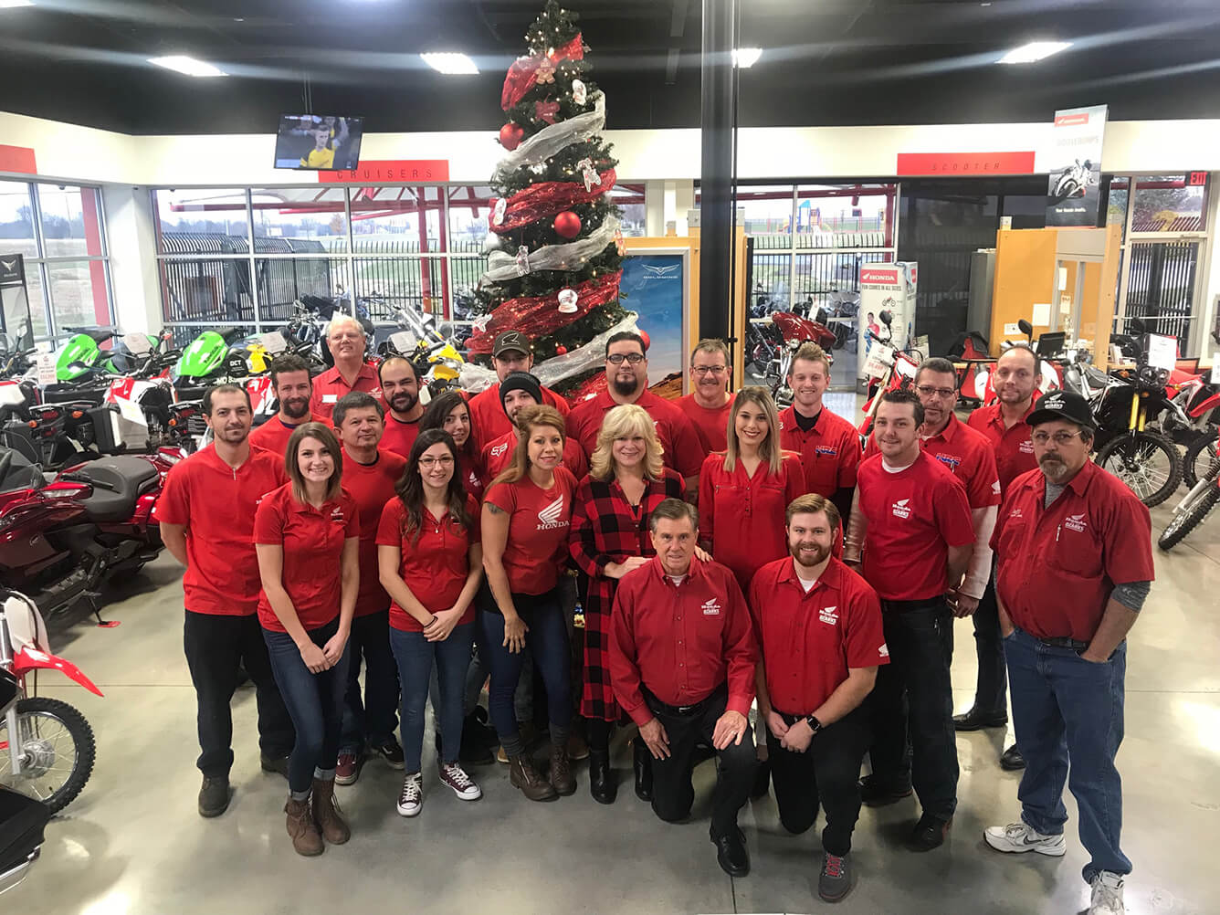 Honda Of The Ozarks >> Hoto Staff
