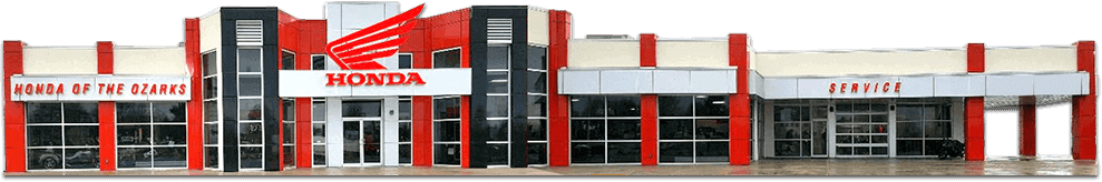 Storefront Image | Honda of the Ozarks located in Springfield, MO
